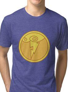 Olympus Coin Tri-blend T-Shirt