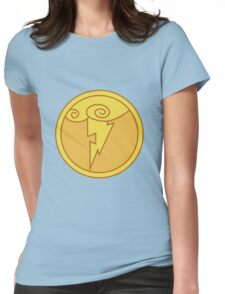 Olympus Coin Womens Fitted T-Shirt