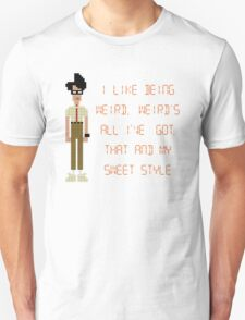 The IT Crowd – I Like Being Weird T-Shirt