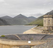 Silent Valley, Mourne Mountains by aldfreckian
