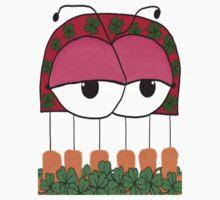 The Irish Ladybird One Piece - Short Sleeve