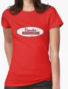 Supernatural Harvelle's Roadhouse Womens Fitted T-Shirt