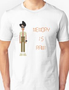 The IT Crowd – Memory IS RAM! T-Shirt