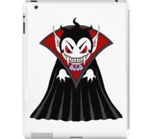 Cute Vampire man iPad Case/Skin