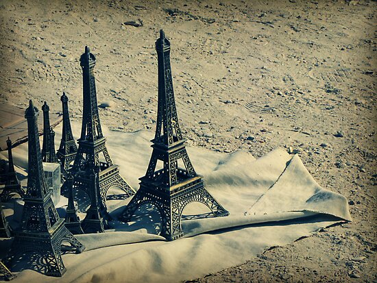 For Sale: Eiffel Tower by Caroline Fournier