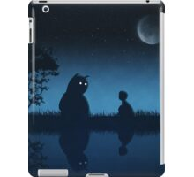 The Friend of the Night iPad Case/Skin