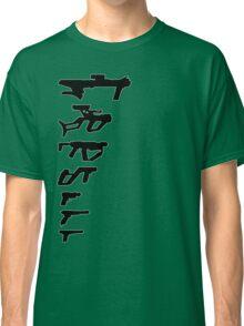GunPlay Shadow Shot Classic T-Shirt