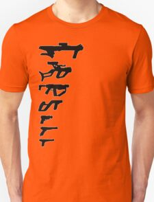 GunPlay Shadow Shot Unisex T-Shirt
