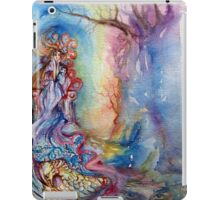 LADY OF LAKE  / Magic and Mystery iPad Case/Skin