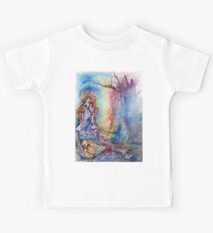 LADY OF LAKE  / Magic and Mystery Kids Tee