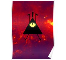 Bill Cipher I Poster
