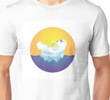 Tropical Iceland Unisex T-Shirt