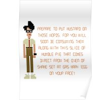 The IT Crowd – Direct from the Oven of Shame Poster