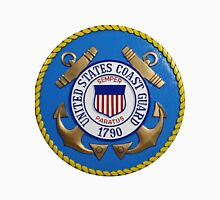 United States Coast Guard Seal Unisex T-Shirt