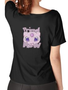PrimalMew Women's Relaxed Fit T-Shirt