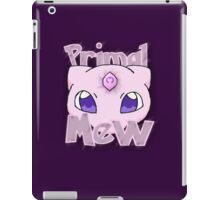 PrimalMew iPad Case/Skin