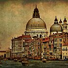 Venice Canal Grande by Luisa Fumi