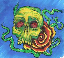 skullnesss by Tamas Leeman