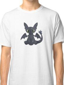 Cute little dragon -white- Classic T-Shirt