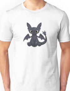 Cute little dragon -white- Unisex T-Shirt