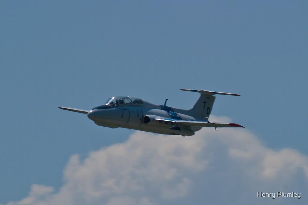 Czech Aerovodochody L29 Delfin by Henry Plumley
