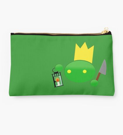 King Tonberry stabbed you! Studio Pouch