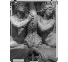 Courthouse Fountain iPad Case/Skin