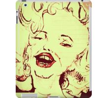 Merilyn MonR iPad Case/Skin