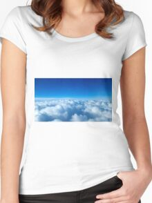 Heaven Women's Fitted Scoop T-Shirt