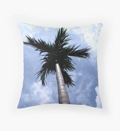 Betelnut tree Throw Pillow