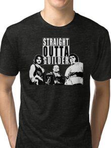 Straight Outta Guilder v2 Tri-blend T-Shirt