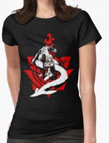 Zero and Mikhail Womens Fitted T-Shirt