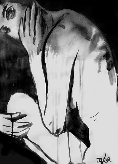 troubled by Loui  Jover