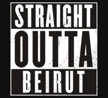 Straight Outta Beirut by arialite
