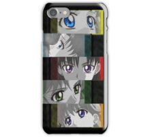 Sailor Moon Guardian's Eyes iPhone Case/Skin