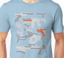 GunPlay Cluster Unisex T-Shirt