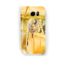 Golden hours... Samsung Galaxy Case/Skin