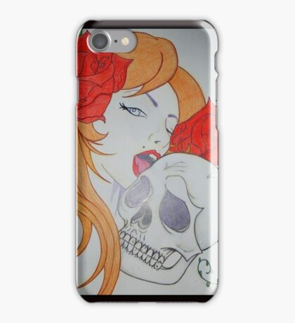 Bitter Sweet Love iPhone Case/Skin
