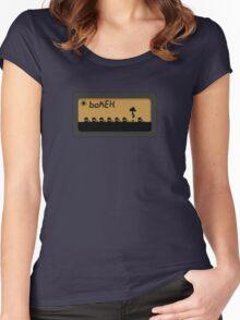 Bokeh Women's Fitted Scoop T-Shirt
