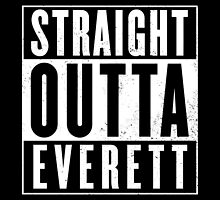 Straight Outta Everett by arialite