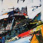 Landscape study 1B by Graham Cox