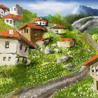 Somewhere in the Rhodopes by kseniako