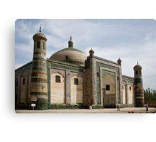 Abakh Hoja Tomb, Kashgar Canvas Print