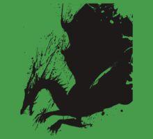 Dragon logo Baby Tee