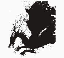 Dragon logo One Piece - Short Sleeve
