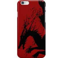 Dragon logo iPhone Case/Skin