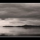 Storm over Isle of Mull, Scotland by Gordon Holmes