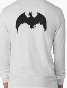 Dragon logo Long Sleeve T-Shirt