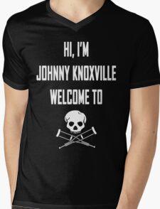 Jackass Mens V-Neck T-Shirt