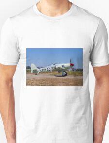 Hawker Sea Fury FB MK II Unisex T-Shirt